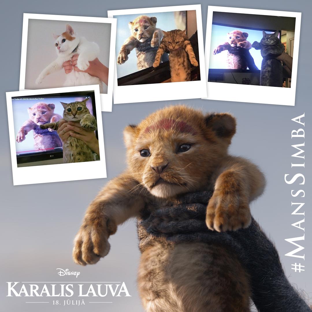 Karalis Lauva - konkurss