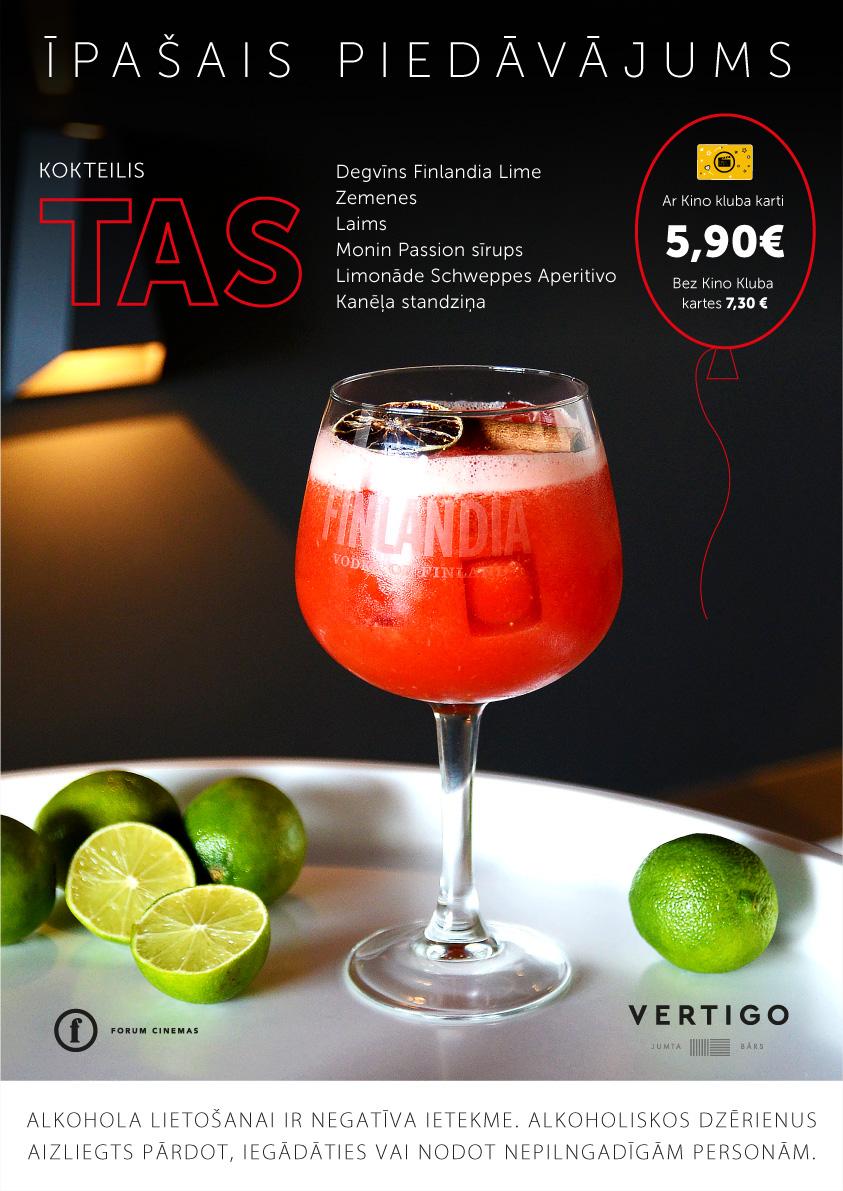 Tas - kokteilis